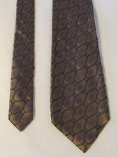 cravate emmanuelle khanh bronze satiné