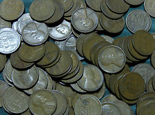 One (1) 1929-S Lincoln Wheat Cent average circulated penny $2.99 combined S&H