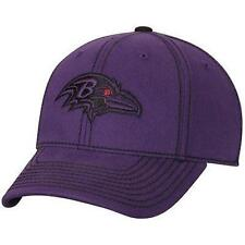 New Licensed NFL Baltimore Raves PURPLE POWER Youth Size Adjustable Hat______B49