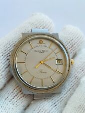 BAUME & MERCIER RIVIERA A5112.018 QUARTZ 35mm SWISS MADE
