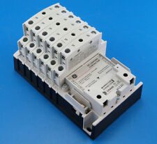 New General Electric CR463LD0ASA 12 Pole 12NO 240v CR460B Lighting Contactor