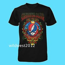 Grateful Dead Fare Thee Well 2015 Classic Earth Logo Tee T Shirt XL