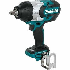 "Makita XWT08Z LXT 18V Brushless High Torque Square 1/2"" Drive Impact Wrench"