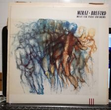 MORAZ-BRUFORD(yes,king crimson)VINILE 33 GIRI NUOVO -