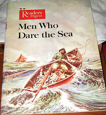 MEN WHO DARE THE SEA RD 1965 Reading Exercises Step 2