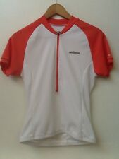 Hind Womens Coral White Hydrator Cycling Jersey Size Medium M