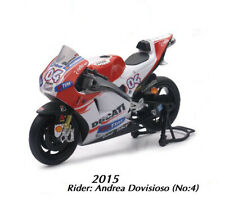 Ducati Andrea Dovizioso #04 MotoGp TIM Ducati 1:12 Model Motorcycle motorbike