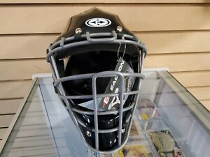 Easton Black Magic Youth Catchers Black Helmet 6''-7'' Brand New with Tags