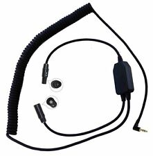 Pilot PA80B Video Recorder/CD Player BOSE Aviation Headset Adaptor