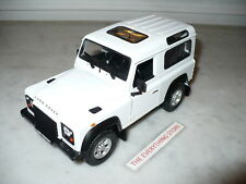 WELLY LAND ROVER DEFENDER 1:24 GRACE WHITE OR SILVER AVAILABLE FREE SHIP
