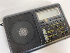 DAK PLL Synthesized World Band Digital Radio Receiver MR-101