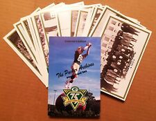 THE PACKER ARCHIVES Photo Card Set 1993 / Celebrating 75 Seasons