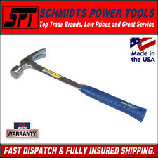 ESTWING E3-22S STEEL STRAIGHT RIP CLAW HAMMER 22oz LONG HANDLE CARPENTER FRAMING