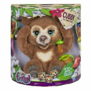 FREE EXPRESS POST UPGRADE! Furreal Cubby The Curious Hugging Bear Interactive