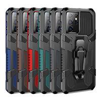 For Samsung Galaxy A10 A20 A30 A50 A10S A30S  Shockproof Hyrbid Armor Case Cover
