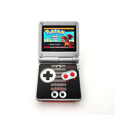 NES Version Game Boy Advance GBA SP Console AGS 101 Brighter Backlit Console
