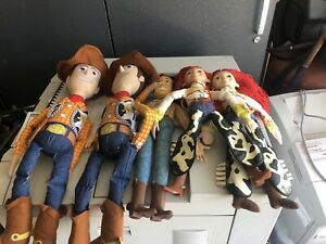 HUGE SHERIFF WOODY FIGURE 3 & And Jesse2