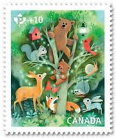 2020 Canada Post 📭 COMMUNITY FOUNDATION 🦌 Single from Booklet 🦌 MNH 📬