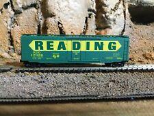N Scale Micro trains 50' plug door boxcar RDG READING RR. NIB
