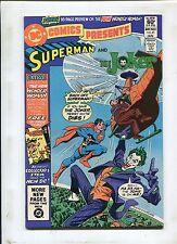 Dc Comics Presents #41 ~ SuperMan + The Joker 1982 ~ (Grade 9.2)