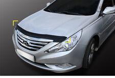New Smoke Bonnet Hood Guard Garnish Deflector for Hyundai Sonata 2011 - 2014