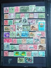 COLLECTION OF JAMAICA STAMPS