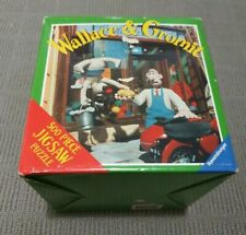 Ravensburger Wallace and Gromit A Close Shave 500 Piece Jigsaw Puzzle Figurines