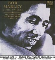 Bob Marley - Very Best Greatest Hits Collection Classic Reggae 60's 70's CD