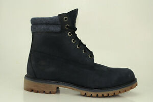 Timberland Double Collar 6 Inch Boots Waterproof Men Shoes A159L