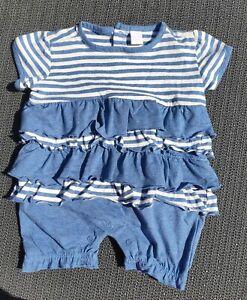 Einteiler Overall Jumpsuit Baby Gr.74 NEU