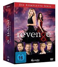 Revenge - Die komplette Serie [24x DVD] *NEU* Season Staffel 1 + 2 + 3 + 4