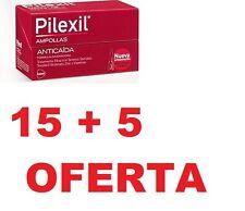 PILEXIL AMPOLLAS ANTICAIDA 20 amp 15+5 lab. Lacer NUEVO MONOVARSALUD