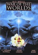 War of the Worlds [DVD] NEW!