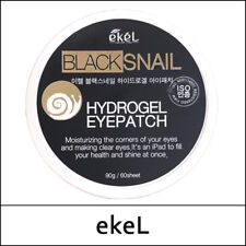 [ekeL] Black Snail Hydrogel Eye Patch 90g(60ea) / Sweet Korea Cosmetic / (1M3)