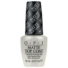 OPI Nail Polish Matte Top Coat 15ml