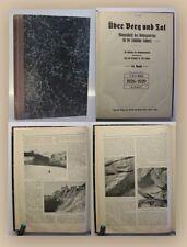Lampe Über Berg und Tal Jahrgang 53 14. Bd 1930 Heft 1-12 komplett Ortskunde xy