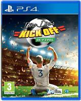Dino Dini's Kick Off Revival PS4 Playstation 4 **FREE UK POSTAGE!!**