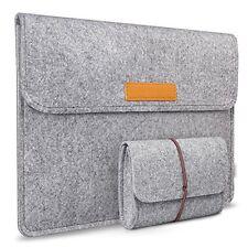 Inateck Laptoptasche für 13,3Zoll Macbook Air/Pro Retina/12,9 Zoll iPad Pro,Grau