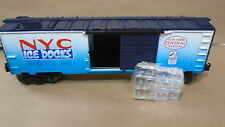 Lionel train 6352 new york central operating ice dock ice car 6-16767