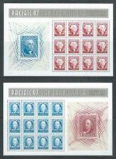 Sellos de Norteamérica 2 sellos