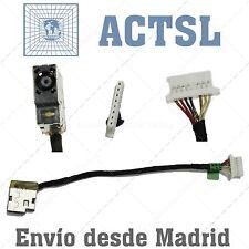 Conector DC Power Jack Hp 15-Ac Series 799736-F57 799736-Y57 813945-001 - 13cm