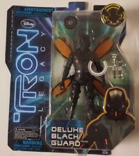 TRON LEGACY, DELUXE BLACK GUARD,LIGHT UP BODY.NEW