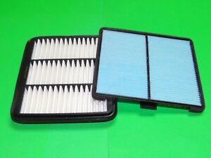Pollenfilter + Luftfilter Chevrolet Matiz 0.8 (38kW) & 1.0 (49kW)