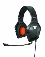 Mad Catz Tritton Detonator Stereo Headset Headphones w Mic fits Xbox 360 cell PC