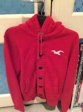 Men's HOLLISTER hoody jacket size L