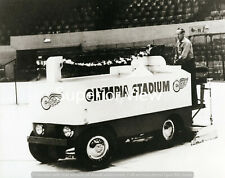 Detroit Red Wings Olympia Stadium Zamboni Detroit Michigan Olympia Zamboni LOOK