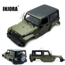 RC Rock Karosserie 1/10 Jeep Wrangler Rubicon Plastik for Axial SCX10 CC01 D90