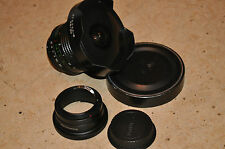 Lens  ZODIAK - 8 .. 30mm, 3.5 - For  Canon.Kiev 60 Pentacon Six № 871556.