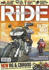 CBR600RR FZS1000 Fazer Ducati 999 YZF-R6 Yamaha Serow NC30 VFR400 ZZ-R250 SRV250