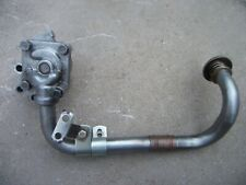 jaguar xke types  4.2 oil pump assembly and pipe